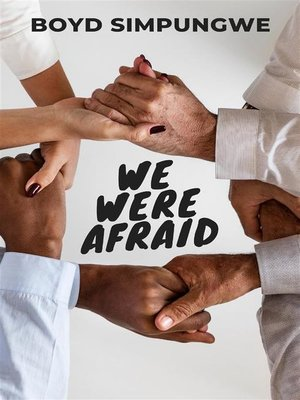 cover image of We Were Afraid