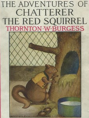 cover image of The Adventures of Chatterer the Red Squirrel