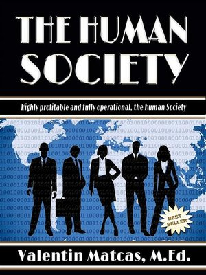 cover image of The Human Society