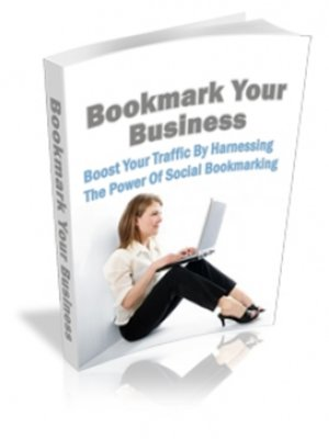 cover image of Bookmark your business
