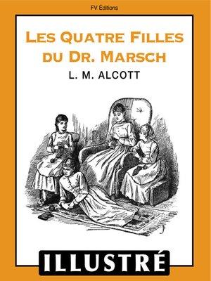 cover image of Les quatres filles du docteur Marsch