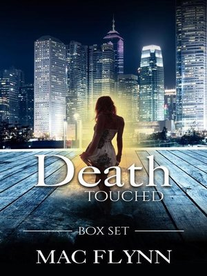 cover image of Death Touched Box Set--Urban Fantasy Romance