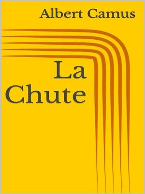 cover image of La Chute