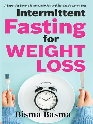 cover image of Intermittent Fasting for Weight Loss