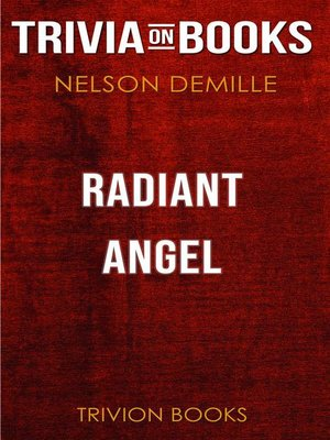 cover image of Radiant Angel by Nelson DeMille (Trivia-On-Books)