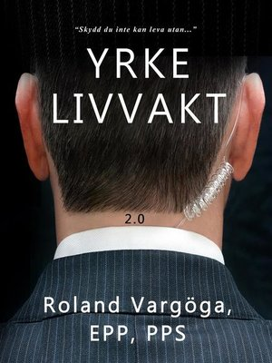 cover image of Yrke Livvakt