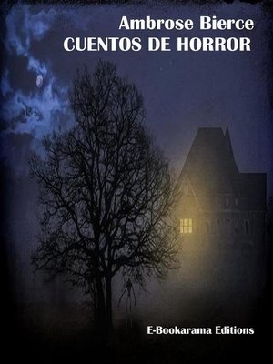 cover image of Cuentos de horror