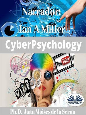 cover image of Cyberpsychology