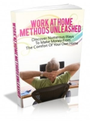 cover image of Work At Home Methods Unleashed