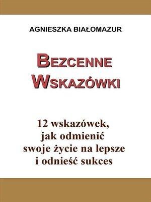 cover image of Bezcenne wskazówki