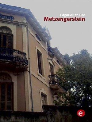 cover image of Metzengerstein (frecnh)