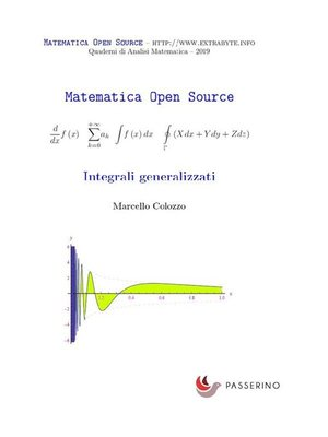 cover image of Integrali generalizzati