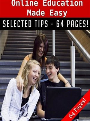 cover image of Online Education Made Easy