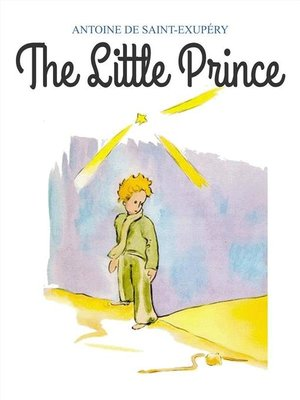 cover image of The Little Prince (Translation by David De Angelis)