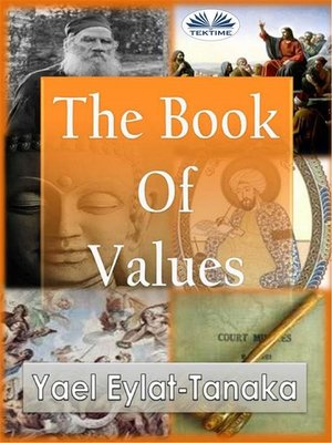 cover image of The Book of Values