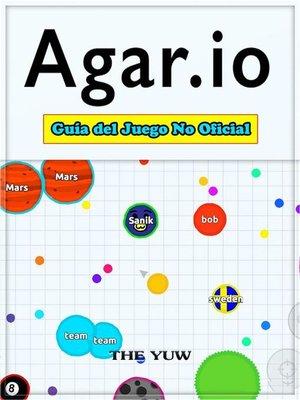 cover image of Agar.io Guía Del Juego No Oficial