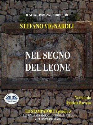 cover image of Nel Segno Del Leone