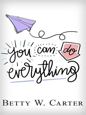 cover image of You Can Do Everything