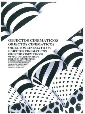cover image of Objectos Cinematicos