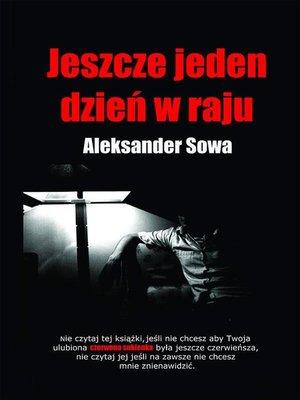 cover image of Jeszcze jeden dzień w raju