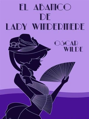 cover image of El abanico de Lady Windermere