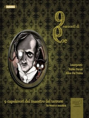 cover image of 9 racconti di Poe