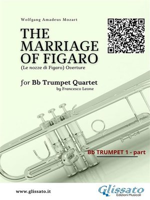 cover image of The Marriage of Figaro--Trumpet Quartet (Set of Parts)