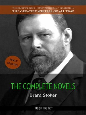 cover image of Bram Stoker--The Complete Novels