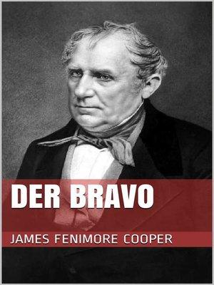 cover image of Der Bravo