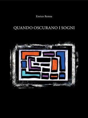cover image of Quando oscurano i sogni