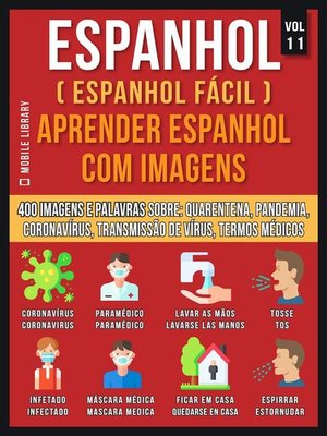 cover image of Espanhol (Espanhol Fácil) Aprender Espanhol Com Imagens (Vol 11)