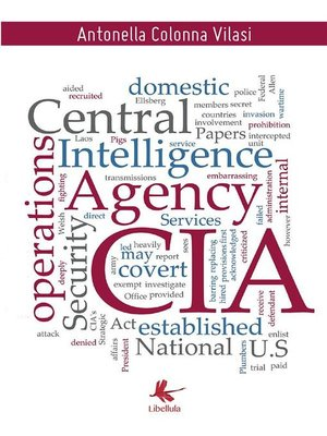 cover image of CIA (Central Intelligence Agency)
