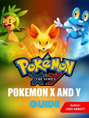 cover image of Pokemon X and Y Guide