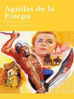 cover image of Aguilas de la Estepa