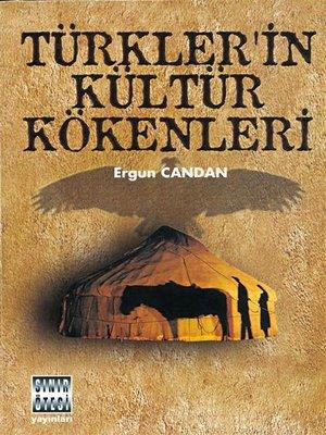 cover image of Türklerin Kültür Kökenleri