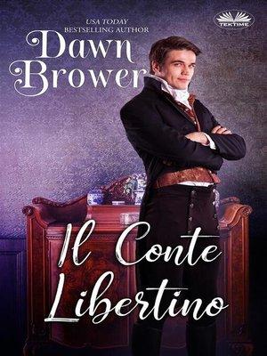 cover image of Il Conte Libertino