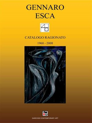 cover image of Catalogo Ragionato 1958--2008