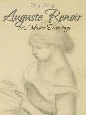 cover image of Auguste Renoir--190 Master Drawings