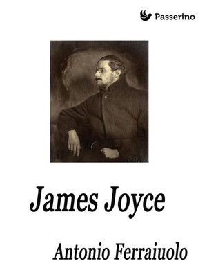 cover image of James Joyce