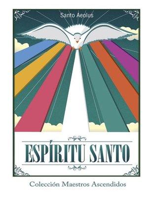 cover image of Espíritu Santo