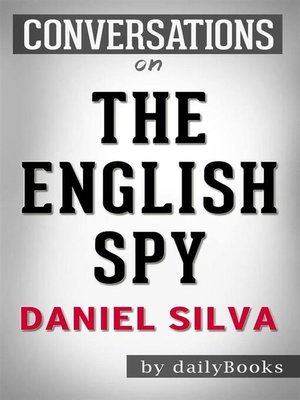 cover image of The English Spy--by Daniel Silva