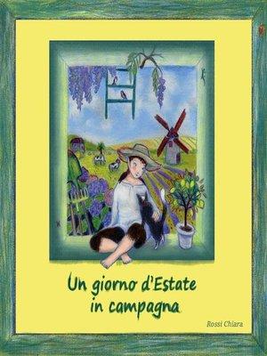 cover image of Un giorno d'estate in campagna