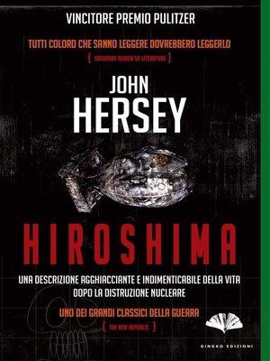 cover image of Hiroshima