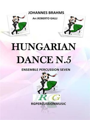 cover image of Hungarian Dance N.5