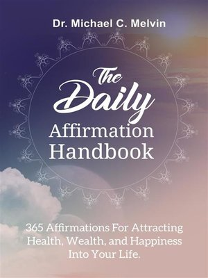 cover image of The Daily Affirmation Handbook