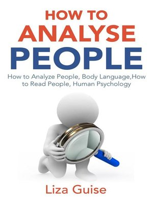cover image of How to Analyse People