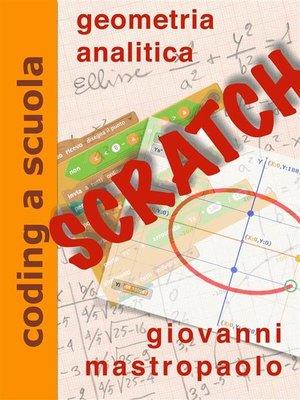 cover image of geometria analitica con Scratch