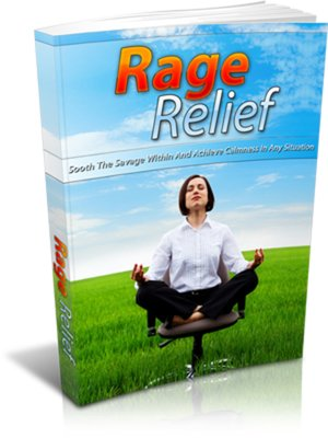 cover image of Rage Relief
