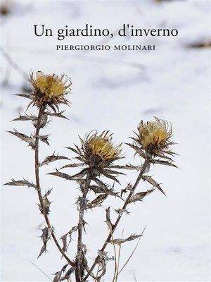cover image of Un giardino, d'inverno