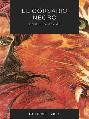 cover image of El Corsario Negro